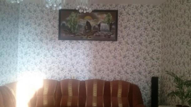 Просторная квартира с хорошим ремонтом!