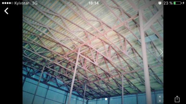 Сдается складское помещение в районе ст.Червоная общей площадью 330 кв.м.