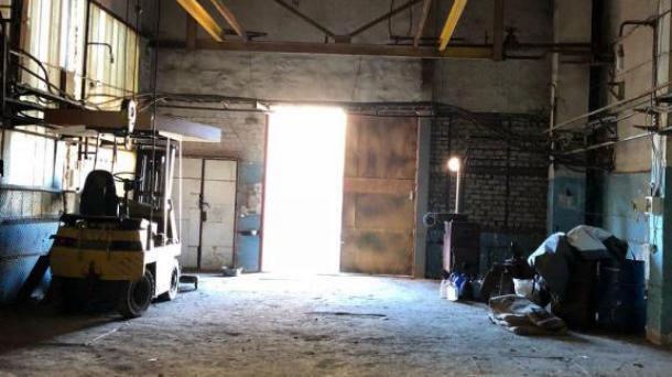 Сдается складское помещение с кран балкой