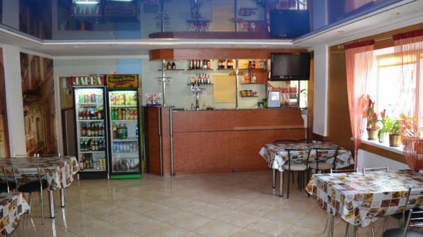 Сдам работающий бизнес кафе на Сухой Балке