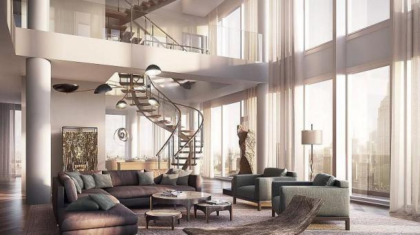 Нужна огромная квартира? Удиви друзей - купи весь дом!
