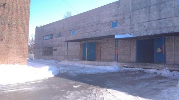 Сдается складское помещение на Телевизионной 540 кв.м.