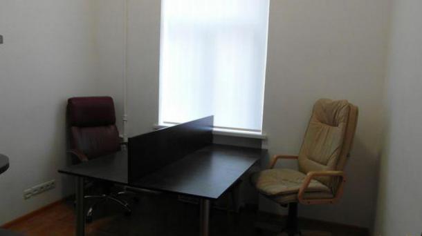 Уютный офис в спальном районе