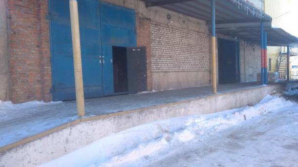 Складские помещения недалеко от центра города