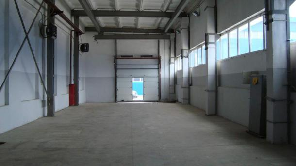 Производственное помещение в центре города.
