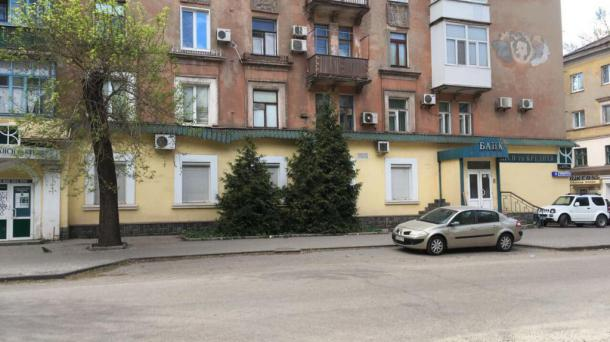 Сдается нежилое помещение на Костенко, банк ФиК.