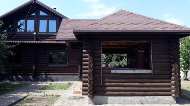 Продается дом из экологически чистого материала 2014 года постройки.