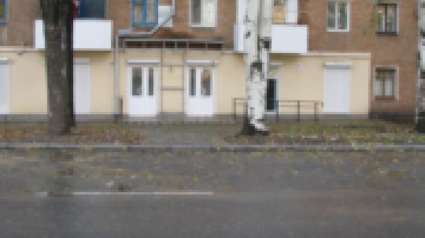 Сдам помещение по Красной линии 173кв.85м2