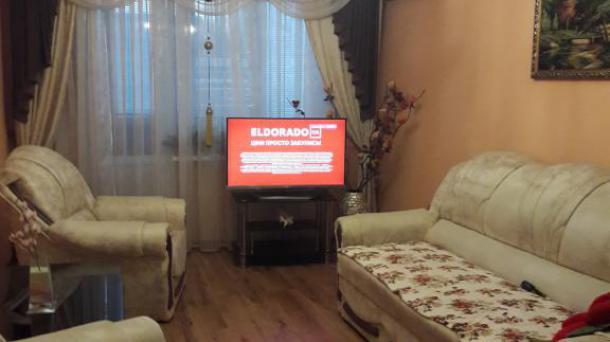 3-х комнатная на Восточном 1 со всеми удобствами и мебелью