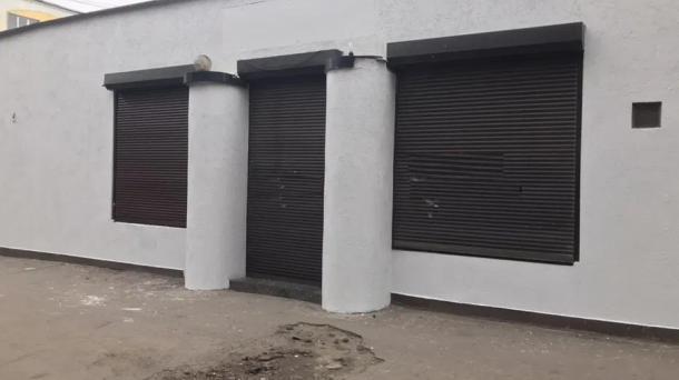 Магазин по Революционной.
