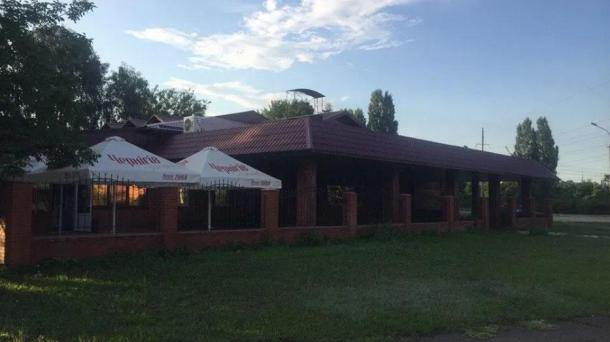 Renting a long-term cafe in Ternovsky district